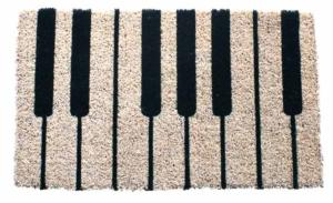 Piano Cocoa Door Mats