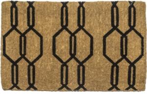 """Gossamer 36"""" x 72"""" Handwoven Coconut Fiber Door Mats"""
