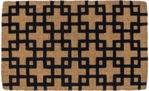 Lattice 24x36 Extra - Thick Handwoven Coconut Fiber Doormat
