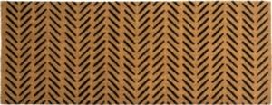 Fishbone 18x47 Doormat