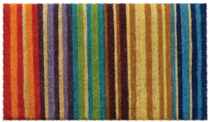 Rainbow Coir Door Mats