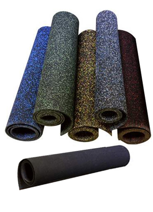 15MM Rubber Roll Matting
