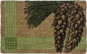 White Pine Handwoven Coconut Fiber Door Mats