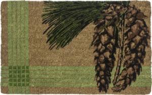 White Pine Handwoven Coconut Fiber Door Mats