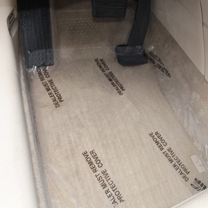 Car Mats Are Floor By American