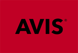 AVIS Rent-A-Car Logo Floor Mats