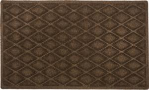 Chocolate Diamonds Weather Beater Polypropylene Mat