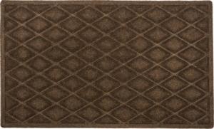 Chocolate Diamonds Weather Beater Polypropylene Mat
