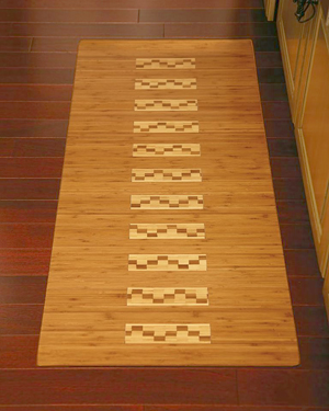 Bamboo Kitchen Mats