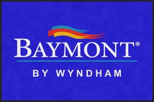Baymont Inn Custom Floor Mats and Entrance Rugs | American Floor Mats