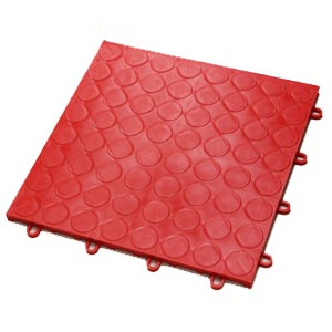 CoinTop Interlocking Garage Tiles