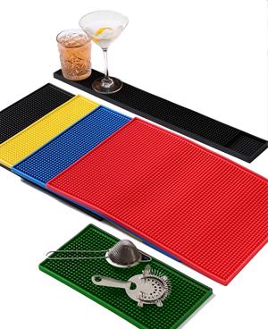 Color Rubber Bar Mats