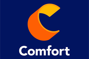 Comfort Inn and Suites Logo Mats