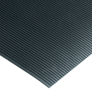 Corrugated Rubber Runner Mats