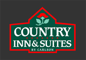 Country Inn & Suites Logo Mats