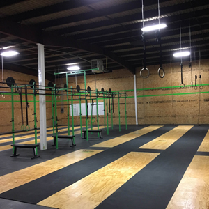 CrossFit Rubber Matting