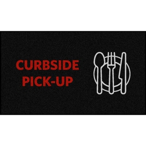 Curbside Pickup Floor Mats