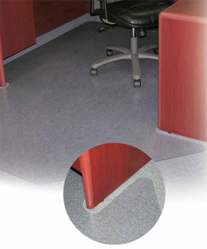 Custom Chair Mats for Hard Floors