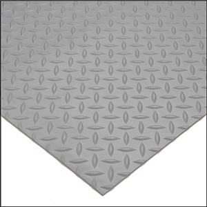 Diamond Plate Military-Grade Switchboard Mats