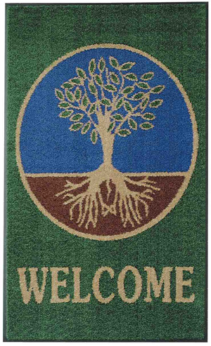 Natural Welcome Mats
