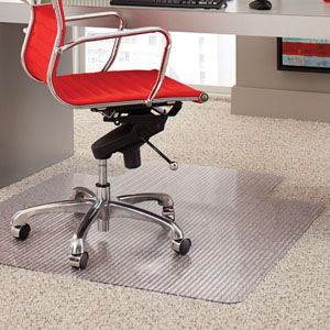 Dimensions Linear Chair Mats