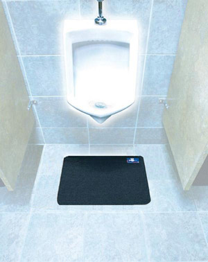 Traditional Disposable Urinal Mats