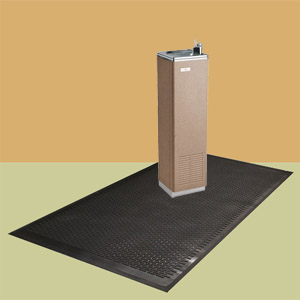 Drinking Fountain Floor Mats