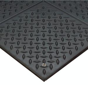 Electrically Conductive Interlocking Mats