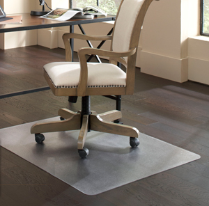 Floor+Mate Chair Mats for Both Carpet & Hard Floors
