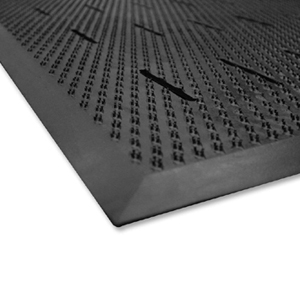 Free Flow Drainage Rubber Mats