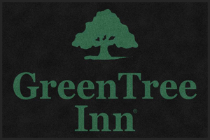GreenTree Inn Carpet Logo Mats