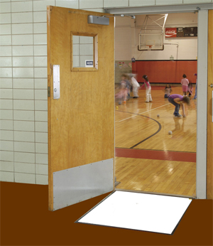 Gym Floor Sticky Mats