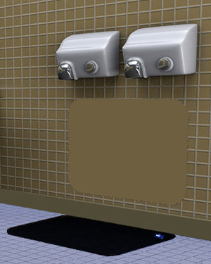 Disposable Hand Dryer Mats