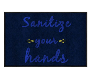 Hand Sanitizer Floor Mats