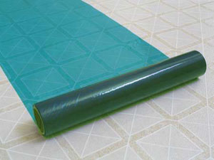 Hard Floor Protection Film Is Vinyl Tile Protector Film By