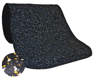 Hog Heaven Confetti Anti-Fatigue Mats