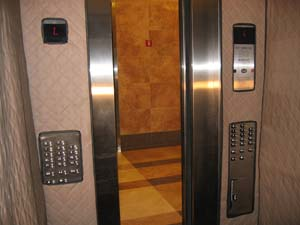 Elevator Wall Protection Pads