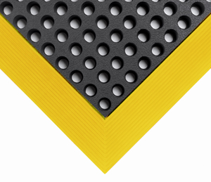 Industrial WorkSafe Anti-Fatigue Mat - NBR Rubber