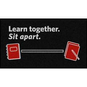 Learn Together/Sit Apart Floor Mats