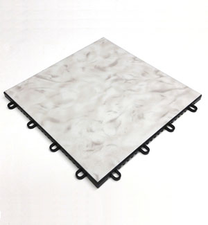 Luxury White Marble Dance Floor Tiles