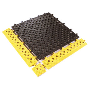 Modular Lok Tyles Interlocking Drainage Tiles