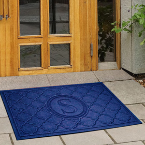 Monogrammed Waterhog Door Mats