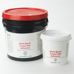 Multi-Surface Floor Mat Adhesive