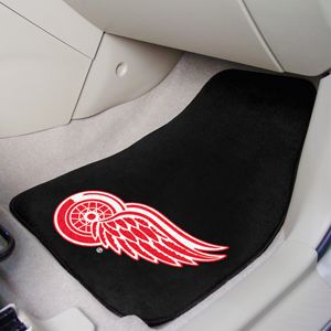 NHL Carpet Car Mats - Front Seats