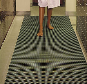 Locker Room Mats Pool Shower And Drainage By American Floor