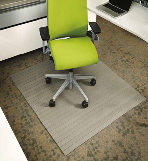 Natural Composite Chair Mats