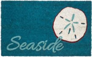 Seaside Non Slip Coir Door Mats