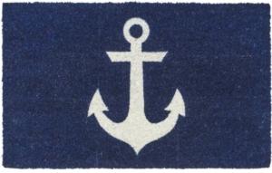 Blue Anchor Non Slip Coir Door Mats