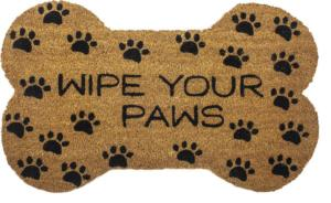 Wipe Your Paws Slip Resistant Coir Door Mats
