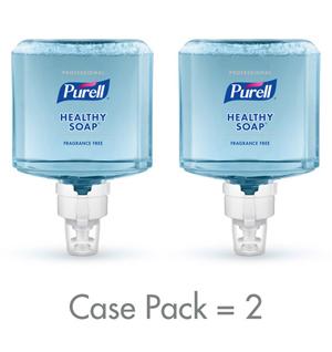 PURELL® ES8 Soap Dispenser and Soap Refills